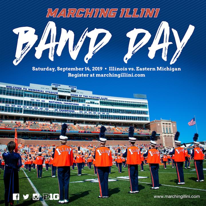 Illinois Band Day | Marching Illini